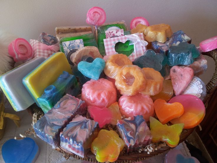 my soapfairy collection!