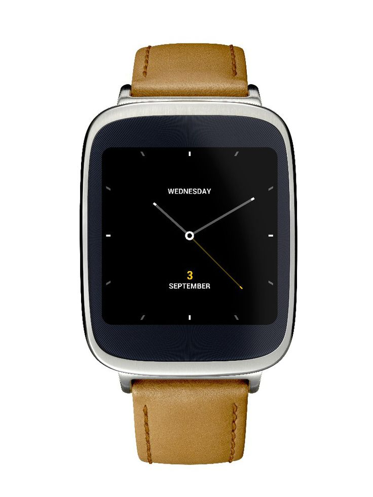 ASUS ZenWatch smartwatch #androidwear