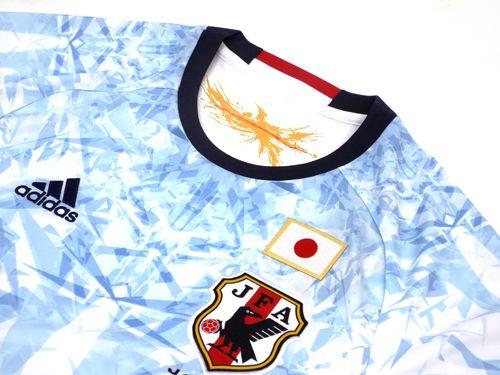 adidas サッカー日本代表 アウェイ レプリカユニフォームSOCCER SHOP KAMO