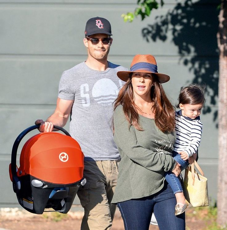 Jennifer Hewitt and her husband Brian Hallisay welcomed their second child a son, Atticus James Hallisay in June 2015