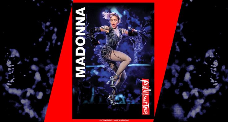 @Madonna #Madonna #Madonna http://www.Madonna.com  Madonna Releases Rebel Heart Tour Today !