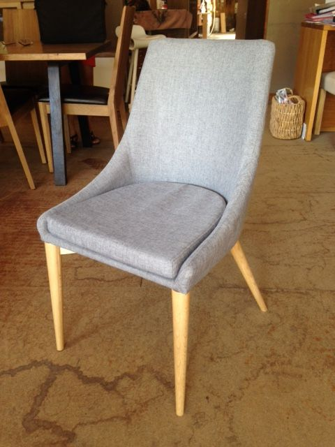 The Dream Abby grey chair for sale at Wildflower Furniture