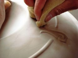 Cooking in clay: the benefits of cooking with clay skillets and saucepans.
