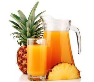 IL SUCCO DI ANANAS E' 5 VOLTE PIU' EFFICACE DELLO SCIROPPO PER LA TOSSE (Pineapple Juice Is 5 Times More Effective Than Cough Syrup)