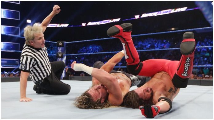 Dolph Ziggler's Win Over AJ Styles On SmackDown Live Was A Mistake