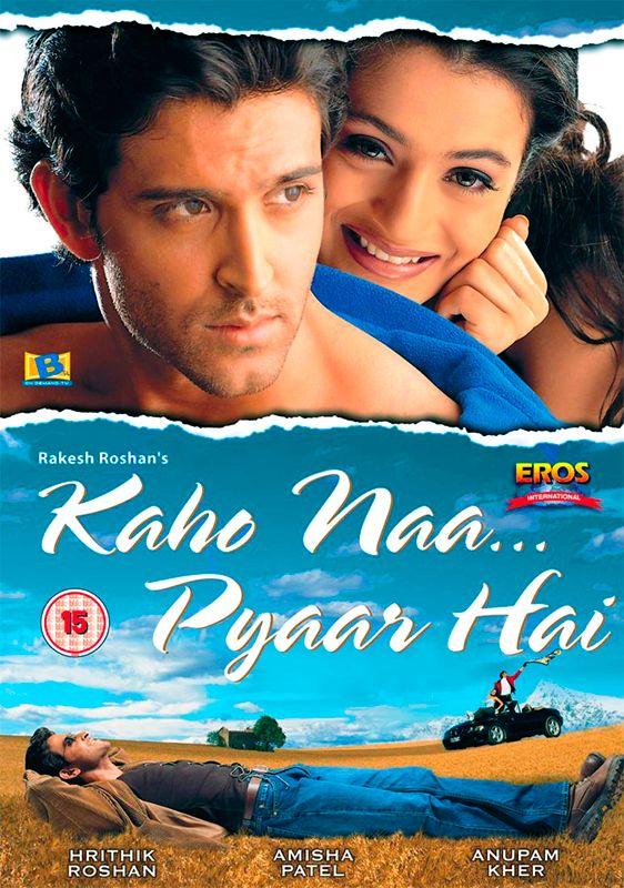 Ver Kaho Naa... Pyaar Hai película completa sub español gratis y descarga películas hindú subtituladas en español.