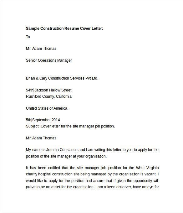sample resume cover letter template free documents pdf word job samples