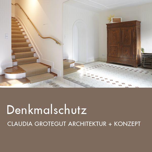 Das Architekturbüro CLAUDIA GROTEGUT ARCHITEKTUR + KONZEPT mit Sitz in Essen, NRW  ist spezialisiert auf Altbauten und historische, denkmalgeschütze Immobilien. #Architektur #Altbau #Altbauten #Altbaucharme #BauenimBestand #Denkmal #Denkmalschutz #HistorischeImmobilien #Generalsanierung #Sanierung #Essen #Mülheim #Düsseldorf #NRW #CLAUDIAGROTEGUTARCHITEKTURUNDKONZEPT