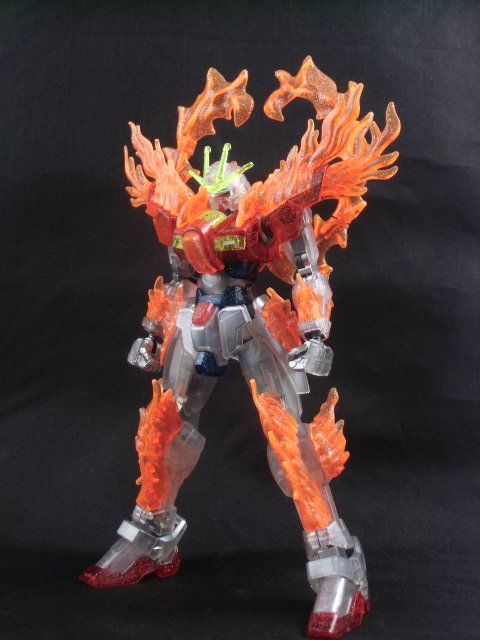 [FULL REVIEW] HGBF 1/144 Try Burning Gundam Plavsky Particle Clear Ver. GUNPLA EXPO Limited. No.37 Images http://www.gunjap.net/site/?p=275400
