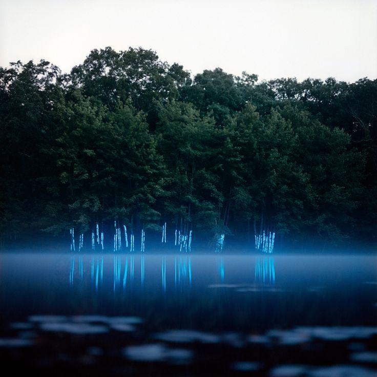 Des paysages nocturnes lumineux paysage lumineux 01