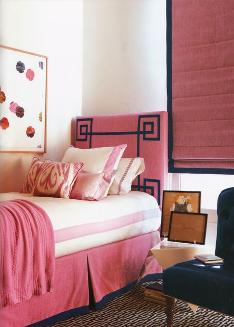 The Pink Pagoda: Highland Court Marakesh -- Favorite Pink Fabric