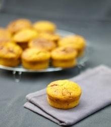 Muffins au potimarron - Demi-Demi blog