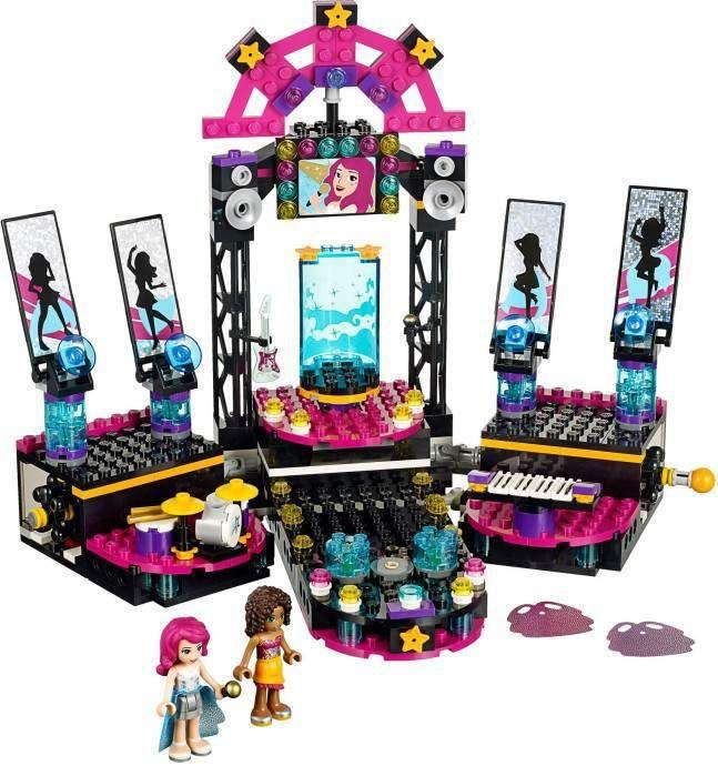 LEGO Friends Pop Star Show Stage 41105 | Cheap LEGO Friends Sets