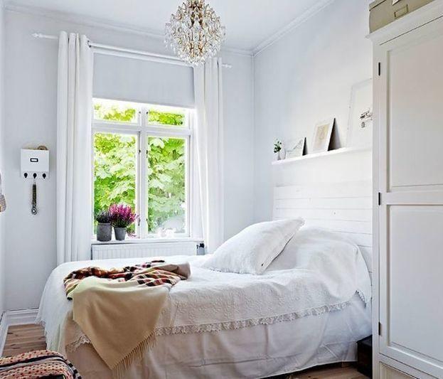 Уютная спальня  в малогабаритке: 10 лучших дизайн-хаков