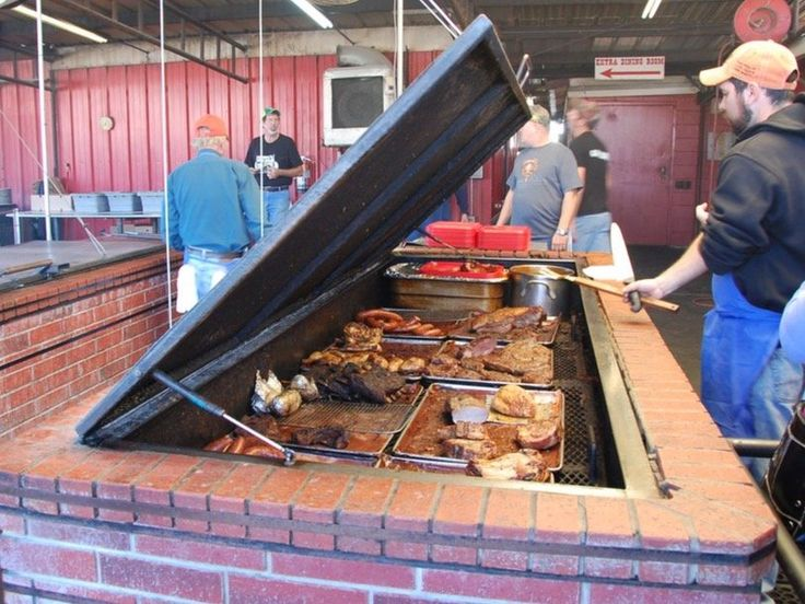 Best Bar B Que Pits Ideas On Pinterest Texas Bbq Brisket - 6 kansas city bbq joints that rule the grill