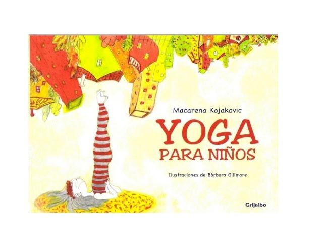Yoga para niños                                                                                                                                                                                 Más