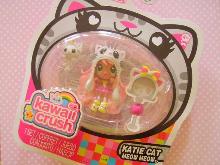 Kawaii Crush Doll