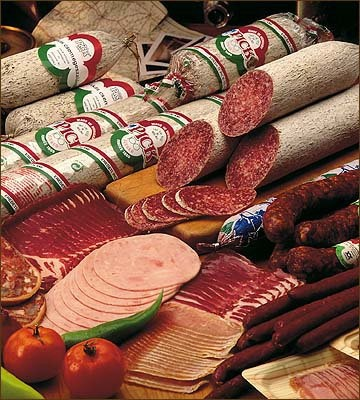 salami, salami, salami  yes please
