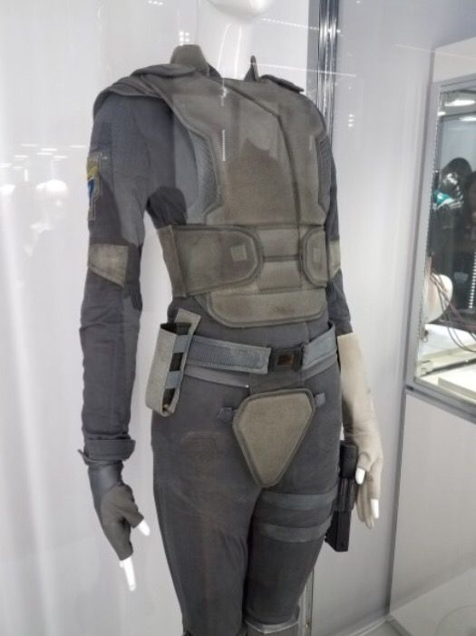 The Major's Tactical Uniform - Ghost in the Shell