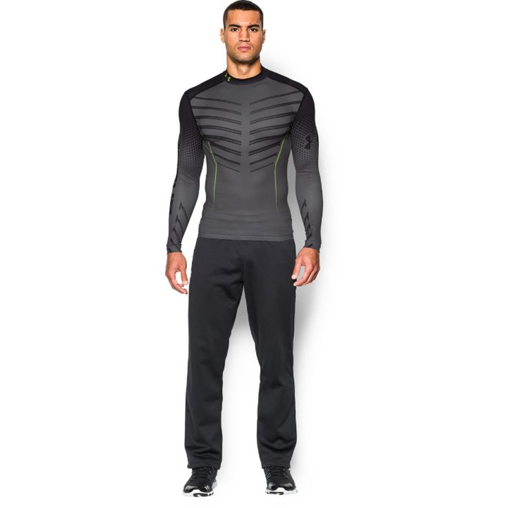 Bluza męska Under Armour Cold Gear Exo Mock 1268279 - Sklep MDsport
