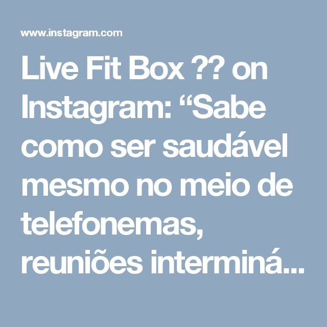 """Live Fit Box 📦📲 on Instagram: """"Sabe como ser saudável mesmo no meio de telefonemas, reuniões intermináveis e uma infinidade de tarefas? Levando suas barrinhas Cuida Bem até o trabalho! 🤓💚#Happysnacking#LivefitBox#Cuiaba#Enjoy"""""""