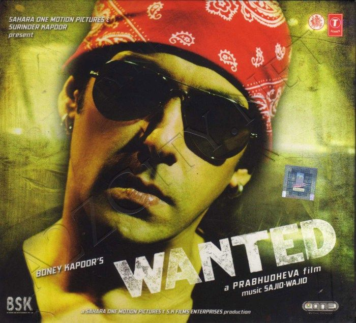 Wanted 2009 Flac Wanted Movie Bollywood Movies Best Bollywood Movies