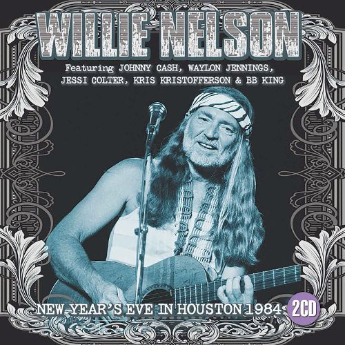 New Year's Eve in Houston, 1984 [CD]