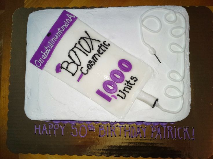 Cake Decorating Littleton Co : Botox Cake Piped Dreams Pinterest Cakes