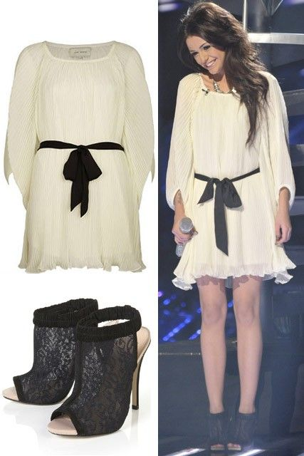 Cher Lloyd - Steal X Factor style, Get the look, X Factor, 2010, fashion, copy, where, from, dress, find, contestants, judges, Marie Claire