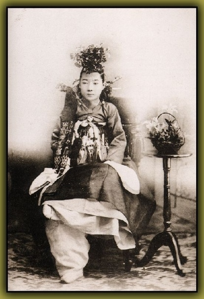Gisaengs are much like Geisha in that they were known for their great entertaining and artistic abilities. However, unlike geisha, Korea's Gisaengs did offer sexual services.