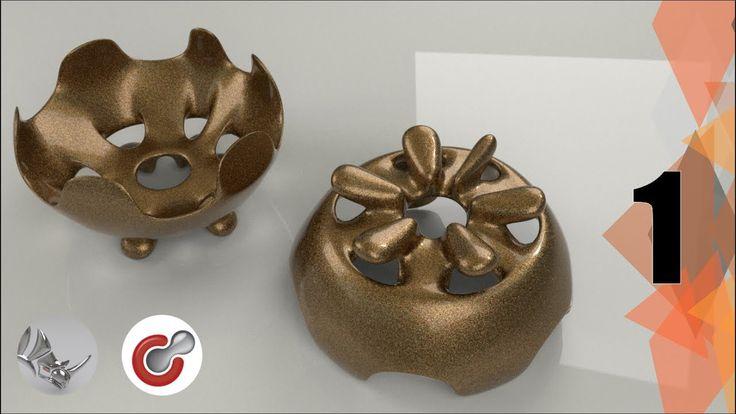 Tutorial Rhino 3D y Clayoo 2 | Frutero (1/2)