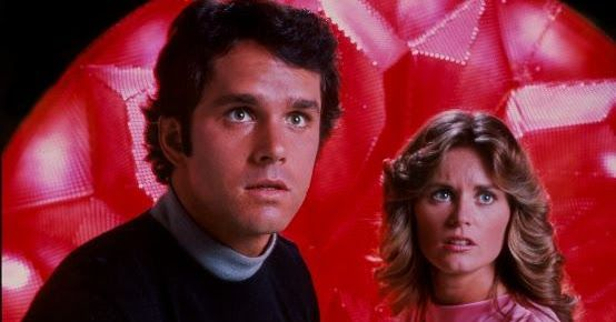 Here's a selection of publicity stills shot to promote the 1977 television series, Logan's Run , starring Gregory Harrison, Heather Menzies,...