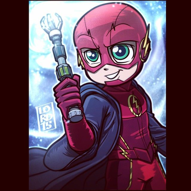 """Barry Potter"" Lord Mesa. I found it to be really cool they had switched the weather wand from being the Weather Wizard's own tool to the thing that takes away his powers."