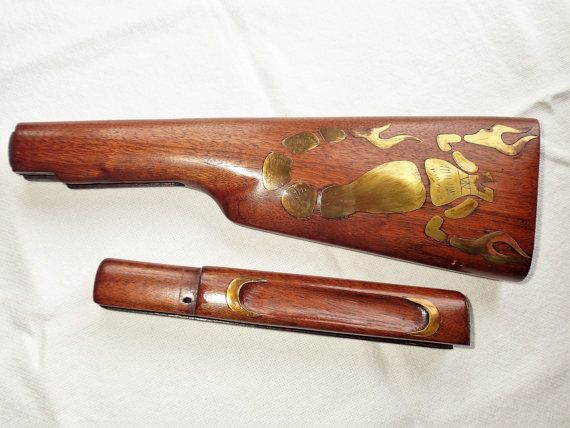 Winchester model 94 rifle pre 64 butt by MyRetroRecollections