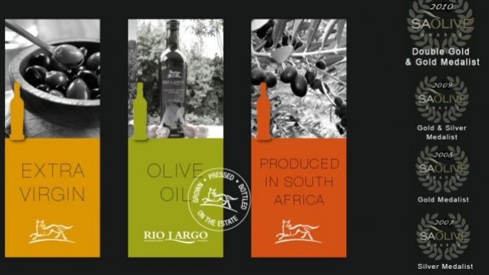 Rio Largo - An Olive Oil of Distinction | Spice4Life