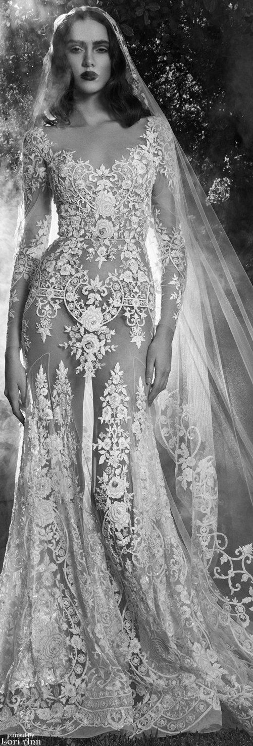 Zuhair Murad Bridal Fall 2016