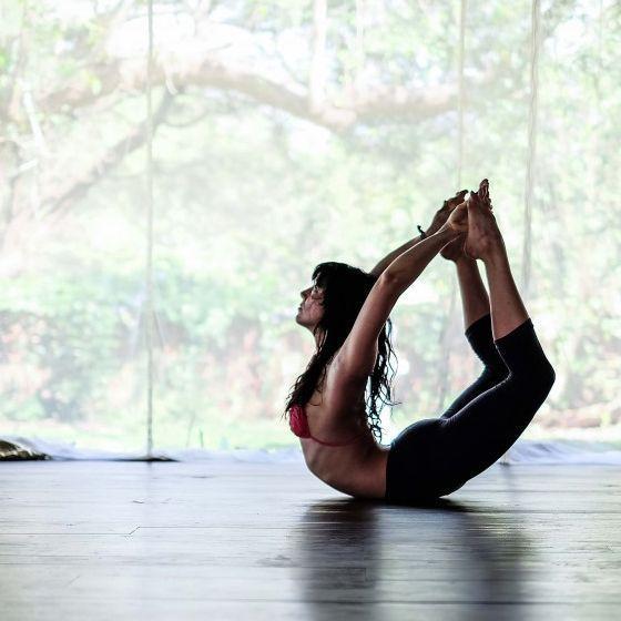 Dhanurasana | yoga