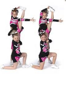 youth cheer stunt