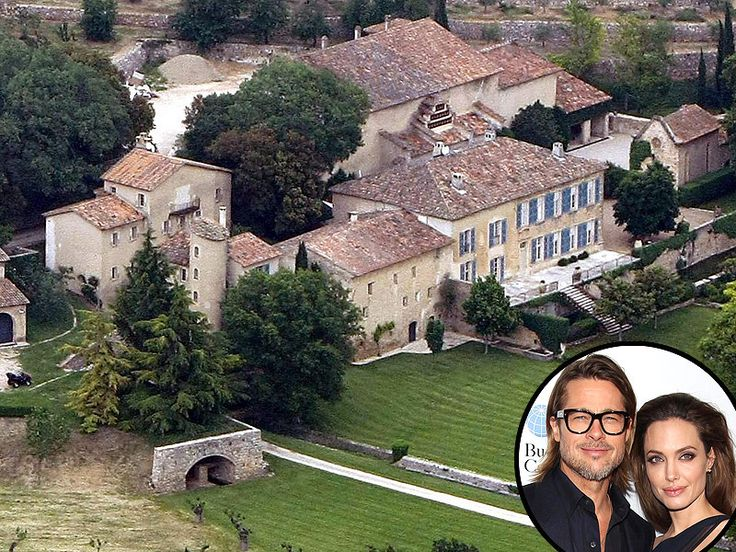 All About Brad and Angelina's Château Miraval http://www.people.com/article/brad-pitt-angelina-all-about-chateau-miraval-wedding-details