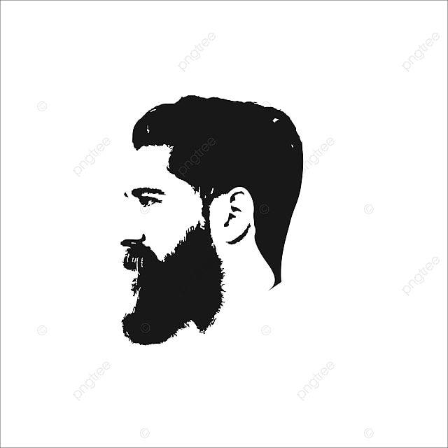 Beard Logo Vector Design Logo Icons Beard Icons Retro Png And Vector With Transparent Background For Free Download Beard Logo Beard Logo Design Vector Design