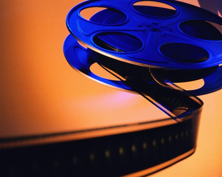 Film spool.  Great hi-res photo.
