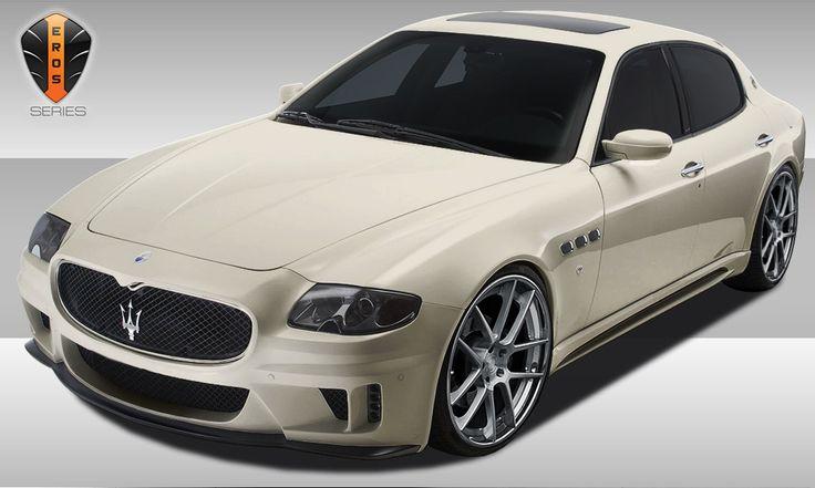 2005-2007 Maserati Quattroporte Eros Version 1 Body Kit - 4 Piece