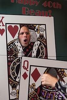 poker party photo op (and other ideas here)
