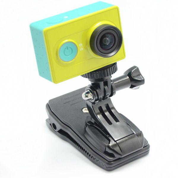 Κλιπ Στερέωσης για Xiaomi Yi Action Cam 360 μοιρών