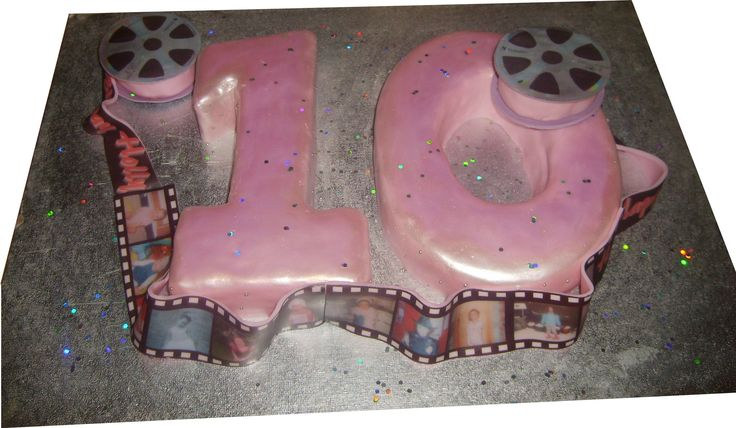 60 Best Images About 10 Year Old Girl Cakes On Pinterest
