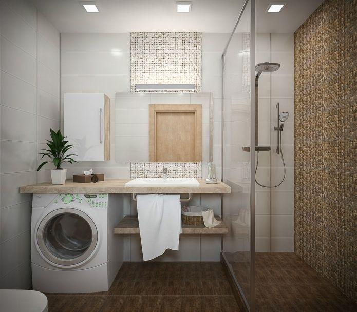 Дизайн двухкомнатной квартиры 42 кв.м.