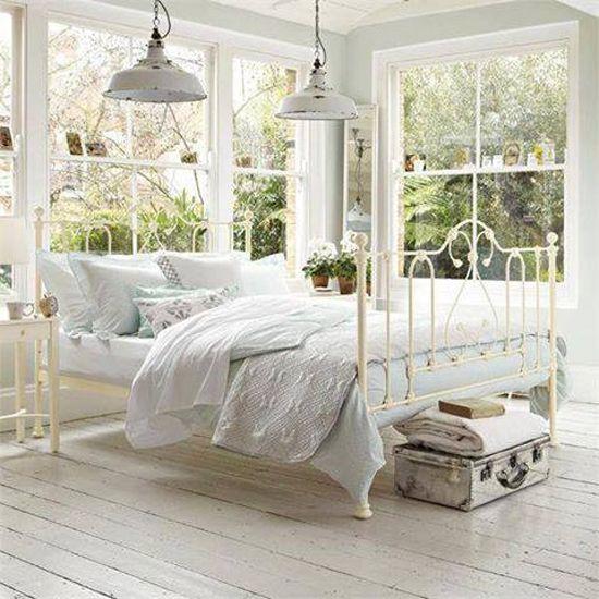 Zomerse slaapkamers