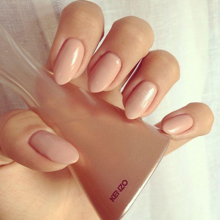 nude nails shine hybrid kenzo