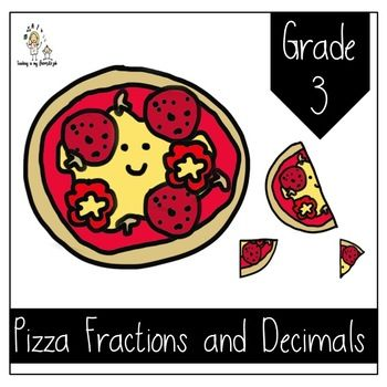 This is a PDF Presentation covering an introduction and simple addition practice on Fractions and Decimals. It features informatory slides, questions and brain teasers, clipart to print and cut, 2 worksheets, a display banner AND a LESSON PLAN (catering for