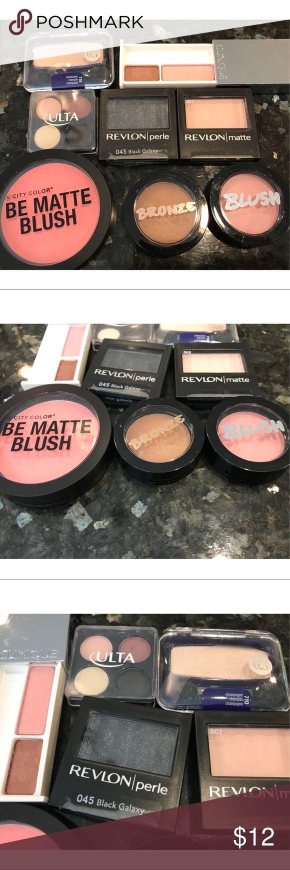 Makeup Model Co., Ulta, Revlon/Clinique/Cover Girl Cover